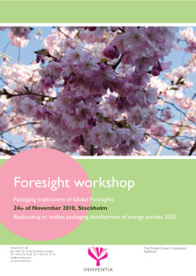 Foresight workshop