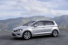 Successor to versatile Volkswagen Golf Plus makes debut at IAA in Frankfurt