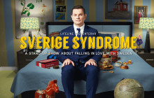 Publikrusning till Al Pitchers Sverige Syndrome-turné
