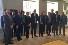 Indisk besøg skal åbne for grøn dansk eksport