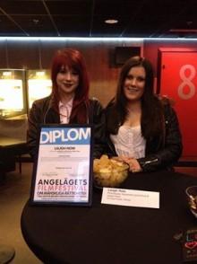 Elever från Sundsgymnasiet vinnare i filmfestival