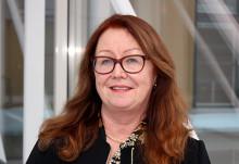Margaretha Alfredsson är tillförordnad stadsdirektör