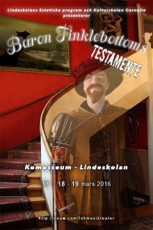 Idag släpps biljetterna till årets musikteater på Lindeskolan