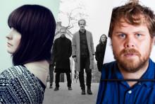 Jennie Abrahamson, Loney Dear och SeLest gäster hos Simon Ljungman