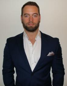 STANLEY Security rekryterar Max Wallmo som försäljningschef RMR