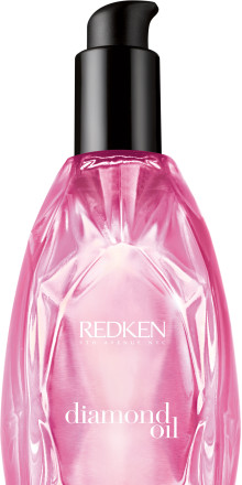 Don't Just Blow-Dry, Glow Dry! NY Diamond Oil Glow Dry fra Redken!