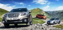Subaru dominerar i ny undersökning