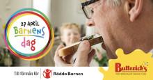 Sverige får en helt ny dag att fira! Barnens dag