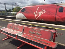 Virgin Trains says 'Thank You' as last train set to depart
