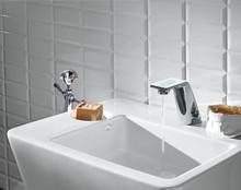 Il Bagno Alessi håndvaskarmaturer er blevet tildelt en Red Dot Award i produktdesign
