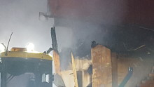 Brand vid Hackås skola på långfredagen - nu sanerar vi för att verksamheten ska kunna återupptas