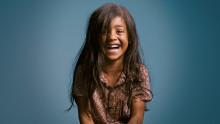 Världen behöver mer barnskratt