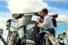 Första hjullastaren från CLAAS är såld i Sverige