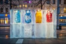 Addnature och Norrøna: Upplev ett iskallt reklamäventyr i Stockholm