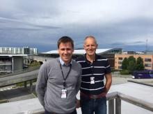 Thomas Wintervold konstituert lufthavndirektør på Værnes