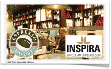Espresso House ny kund till Inspira