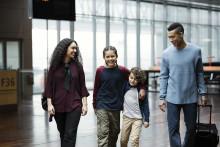 Passagerarrekord på Swedavias flygplatser i januari