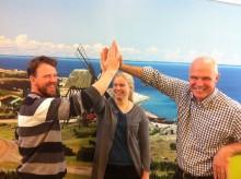 Kalmarsund sol - Energi härifrån, inte därifrån
