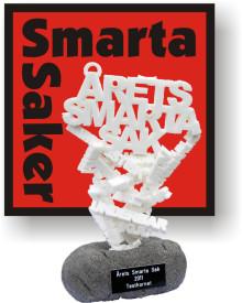 uFinder är Årets Smarta Sak