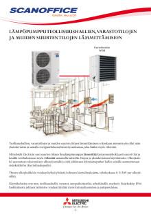 Mitsubishi Electric WDH esite