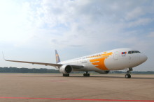 Changi Airport welcomes MIAT Mongolian Airlines