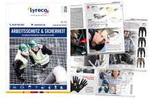 Lyreco präsentiert neuen Katalog für Arbeitsschutz & Sicherheit