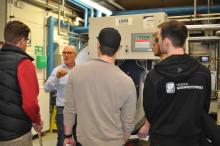 Stor interesse for ny industrilinje på maskinmesterskolen