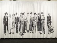 Konstprojekt sätter 1900-talets svenska kvinnokamp i fokus