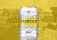 Fuller's Frontier byter förpackning - till burk