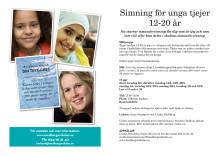 Simning för unga tjejer