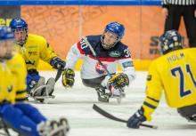 Klart med EM i Kälkhockey till Östersund