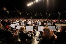 500 Jugendliche gestalten Benefizkonzert in der Arena Oberhausen
