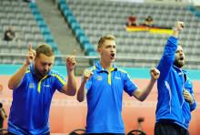 Svenska herrlaget vidare till åttondelsfinal på VM i bordtennis