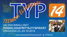SEFE kutsuu 23.-24.10.2014 Teknologiayrittäjyyspäiville!