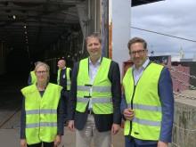 25 Jahre Eisenbahnfährverkehr zwischen Deutschland und Schweden
