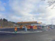 Preem öppnar ny bemannad station i Stenungsund