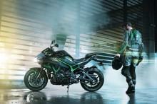 Nya Kawasaki Z H2 påbörjar en ny era i Hypernaked-klassen
