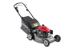 Nya Honda gräsklippare med patenterade funktioner