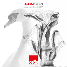 ALESSI Swan by Oras - with the elegance of a swan