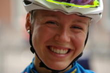 Ida Jansson tvåa i juniorvärldscupen