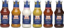 Kung Markatta breddar sitt sortiment av ekologiska, kalla såser. Nu lanseras Ananas-Mango, Curry-Mango, Paprika-Chili samt Vitlök.