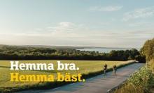 Lätt att hemestra med Skånetrafikens sommarbiljett