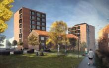 Kevius (M): Arbetet med 260 nya studentbostäder på KTH Campus fortsätter