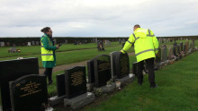 Public safety a priority as headstone inspections get under way in Moray cemeteries