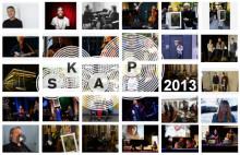 Bara gott i SKAP:s årskrönika 2013!