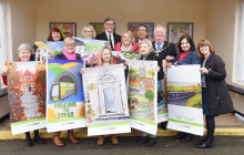Local art group puts Stone Station in the picture