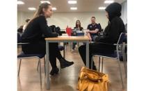 Drama pupils prepare future teachers for the classroom