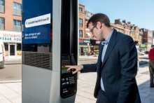 Southampton becomes first city on the South Coast to benefit from free ultrafast wi-fi and phone calls ​