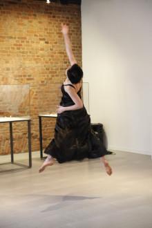 Dans på Röhsska museet inför Dansens dag