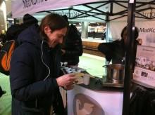SJs Uppsalaresenärer får smak på resan